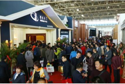 2018中国国际集成定制家居、门业展览会精彩预告