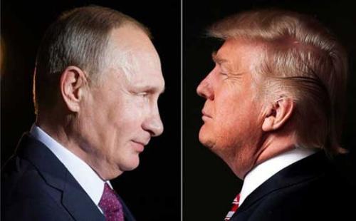 美国安战略报告剑指中俄 俄霸气回应:你怕了