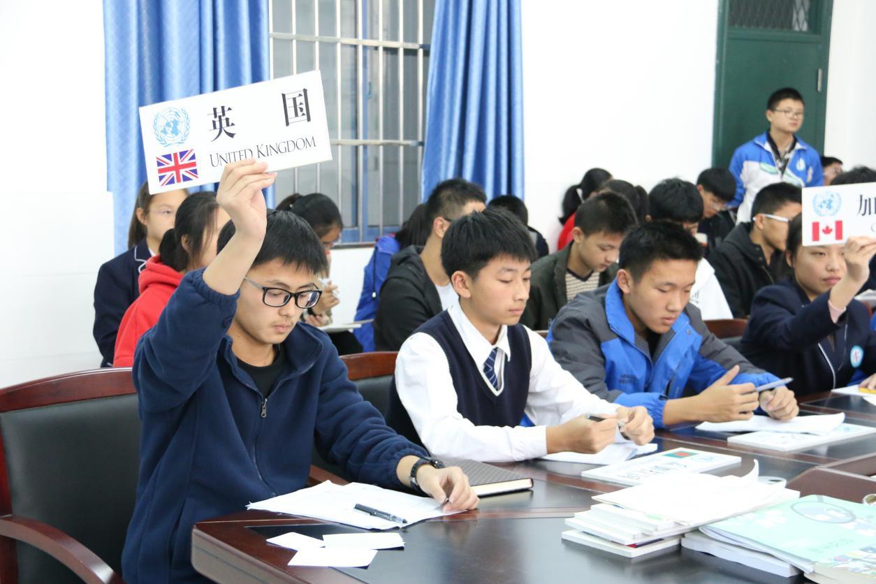 合肥北城中学在2017年合肥市普通高级中学教育教