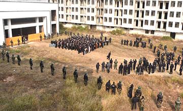 江西:300多警力抓获嫌犯155人