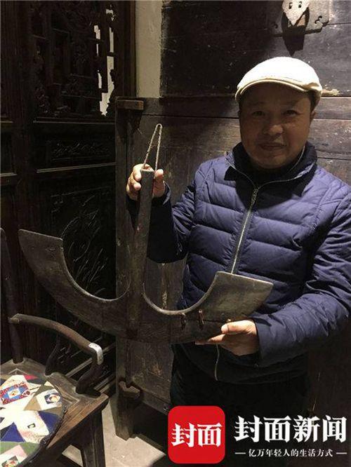 """六合彩票""""古董疯子""""要做樊建川第二 开私人博览馆藏品4万多件"""