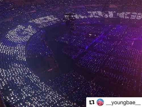 BIGBANG入伍前最后一场公演 梁铉锡:何时才能再见?