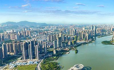 2017年湖南湘江新区GDP超2000亿元 经济发展亮点纷呈