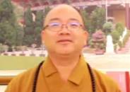 台湾佛光山住持心保法师腊八送祝福