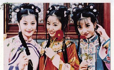 经典剧春节再领风骚 《还珠格格》新的打开方式
