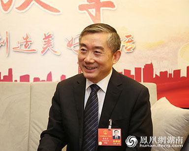 专访|蒋昌忠代表履新湖南教育厅厅长:教育要久久为功