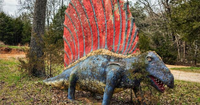 美国荒野惊现大量巨型恐龙?真相令人唏嘘