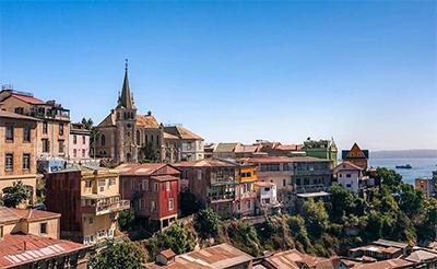 智利:圣地亚哥 热恋般的火热之都
