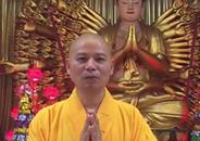 尼泊爾中華寺中勇法師浴佛節為您祈福