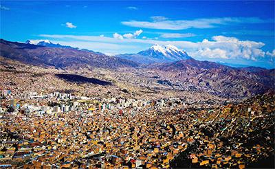 """玻利维亚与我国建交33周年 它的美可不止于""""天空之境"""""""
