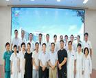 河南省衛生計生委科教處處長王金河蒞臨商丘市第一人民醫院檢查指導住培工作