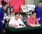 《己亥年》特種郵票印刷開機儀式在中國郵政集團公司郵票印制局正式拉開帷幕