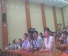 虞城縣青少年學生校外活動中心舉辦暑期公益培訓匯報演出