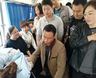 商丘市郭村鎮西街衛生院積極參與無償獻血活動