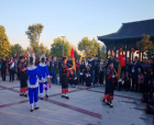 睢縣:水族風情表演 成中原水城一道亮麗風景