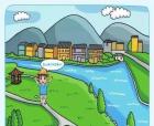 商丘市领导到夏邑县检查沱浍河航运工程进度及水质断面达标情况