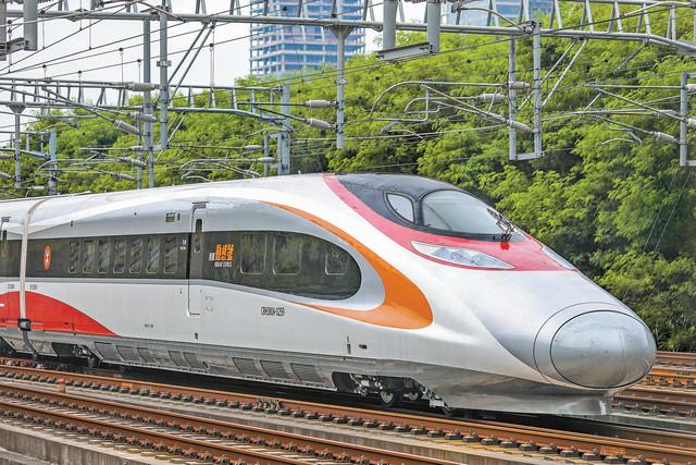 廣深港高鐵香港段將于9月通車 列車直達內地44個站點