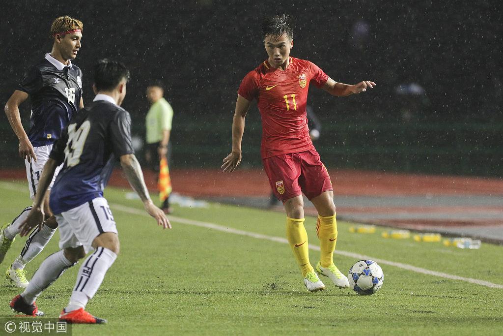 U23亚洲杯前瞻:除了韦世豪张玉宁你还了解多少?