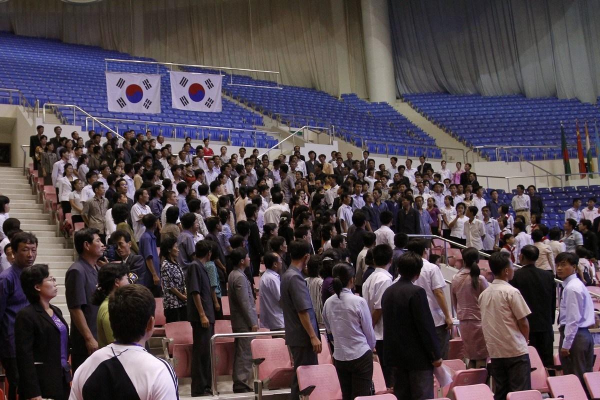 深扒朝韩体育史经典瞬间,组队赢中国女乒你知道吗?