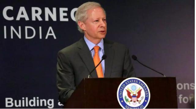 美驻印大使:印度可取代中国,成美在印太商业中枢