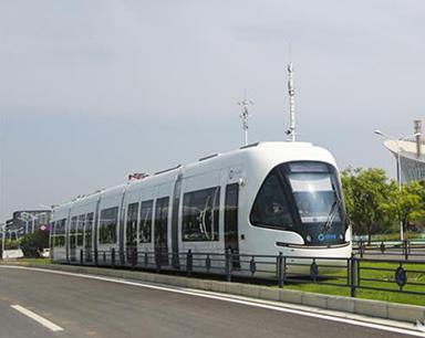武汉光谷有轨电车今日免费试乘