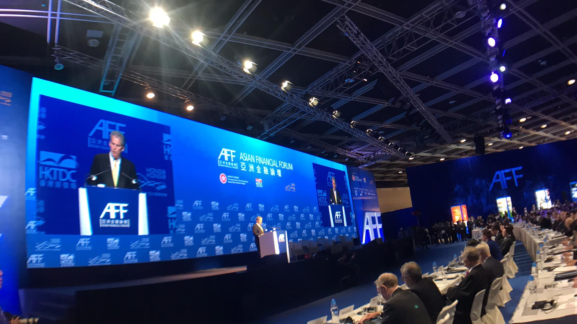 IMF高级官员:全球在货币政策方面存在一些风险