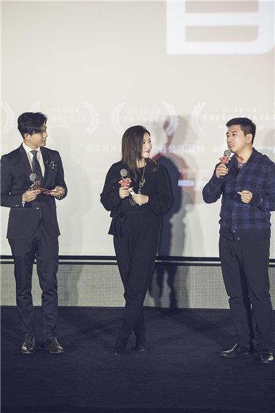 《第一夫人》北京首映 娜塔莉·波特曼感谢影迷支持