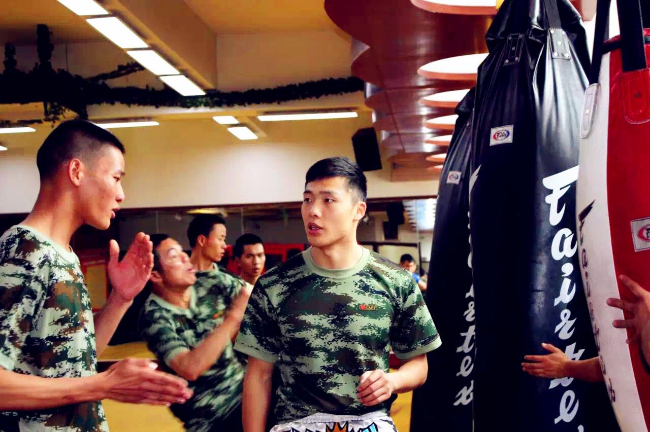 """专访""""搏击春晚""""创始人李甫:助力中国体育文化走向世界"""