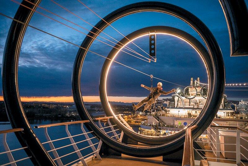 外媒预测2018年邮轮旅游业的十大发展趋势