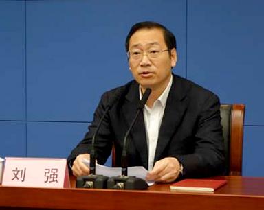 刘强:推进工信企业帮扶深度贫困乡镇