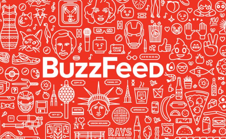 今日头条与新闻聚合网站BuzzFeed达成内容发布协议