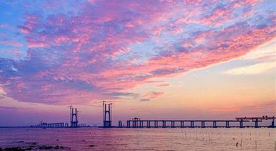 定了!台州沿海高速这五座大桥有了新名字