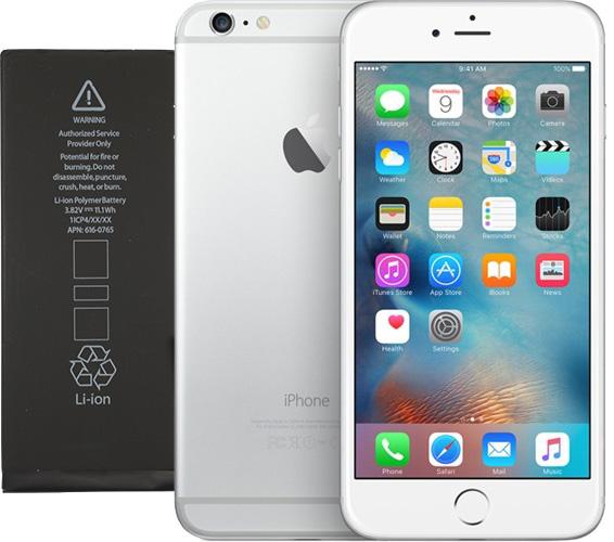受电池紧缺影响,苹果iPhone6 Plus整机可换6s Plus