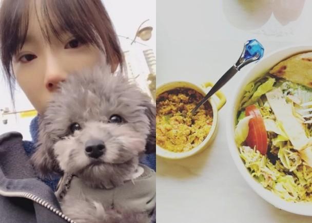 少时泰妍误吞爱犬狗粮:其实还挺好吃