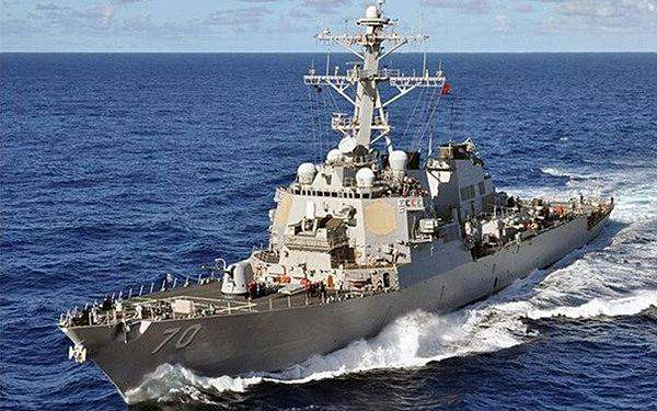 从驱逐舰南海挑衅到公开施压 美国到底想干什么?