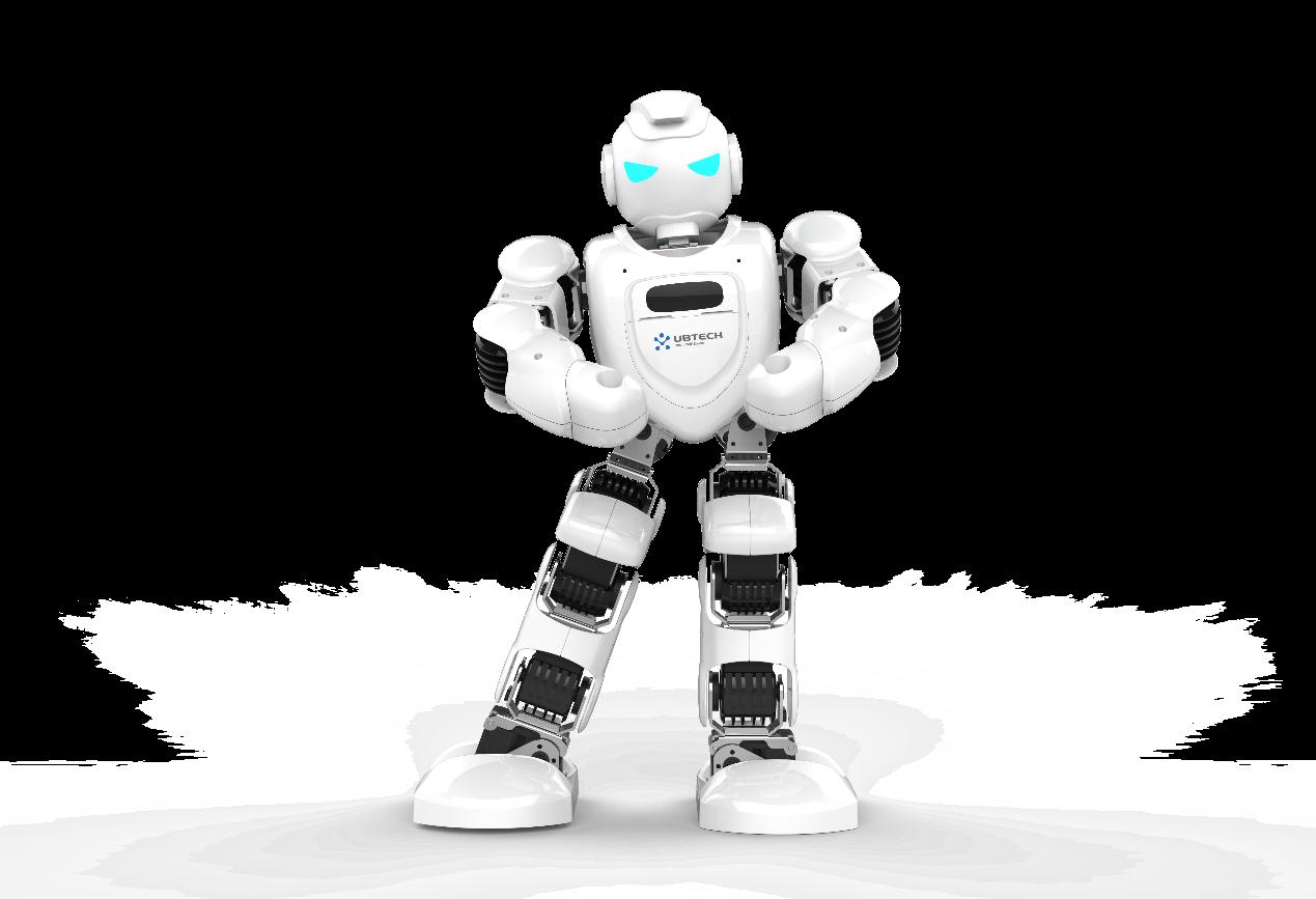 优必选联合腾讯推出教育机器人Alpha Ebot 提供编程课程和中英翻译