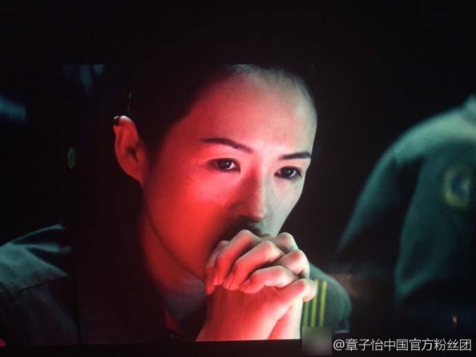 章子怡出演电影《科洛弗悖论》 饰演一位中国宇航员