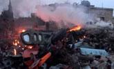 叙利亚一反政府组织宣称对俄战机被击落负责