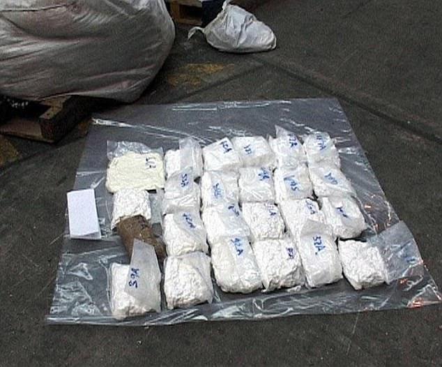 毒贩被警方逮捕后 为藏证据25天没有排便