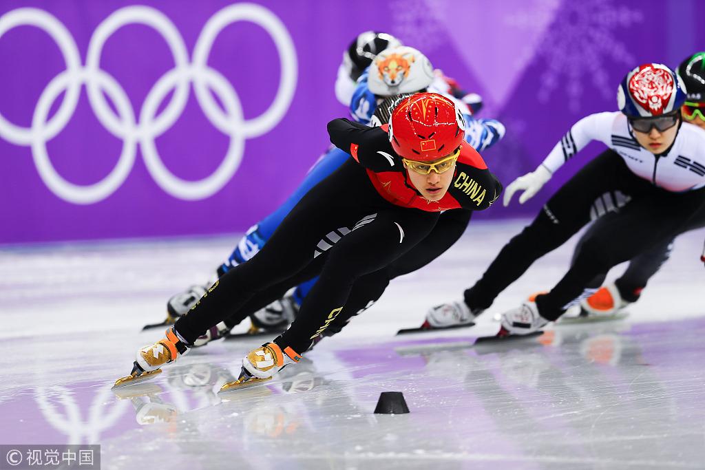 17岁小将斩中国短道首枚奖牌 韩国名将无压力夺冠