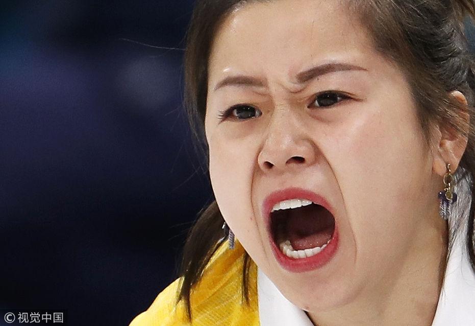 中国冰壶混双以9比3的总比分力挫挪威 3连胜保留进4强希望