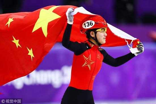 李靳宇母亲:赛前给她发了66块红包 现在仍不敢相信