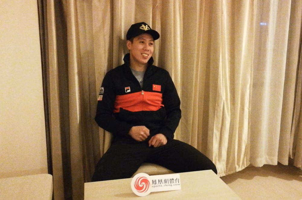 专访贾宗洋:梦过夺冠也梦过失误 平常心迎接决赛