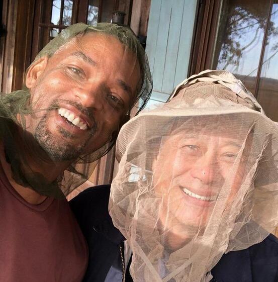 李安威尔史密斯戴面纱变捕蚊人 《双子煞星》终开拍