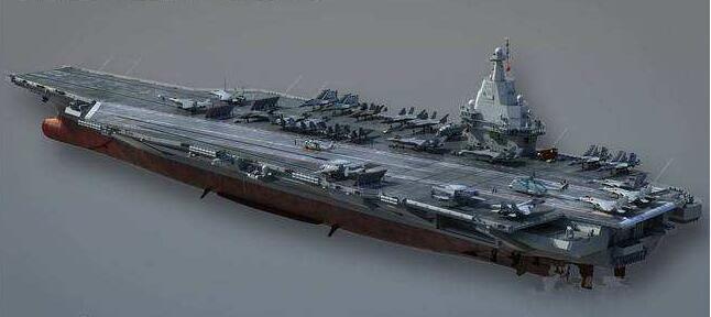 中国已为航母核动力准备60年 7年后将震惊世界