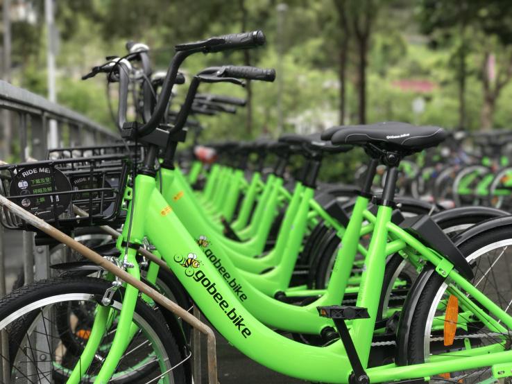 被盗、损坏严重 香港共享单车Gobee bike退出法国市场