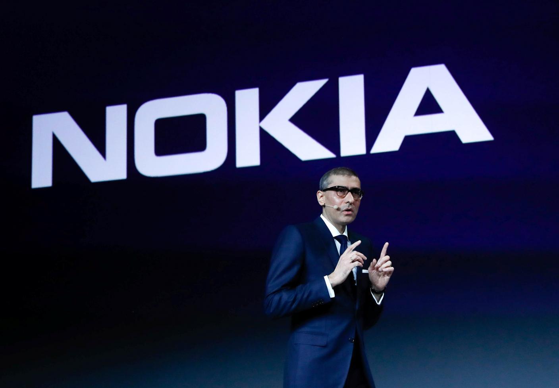 诺基亚CEO:中美将在5G部署上领先欧洲 运营商提速一年
