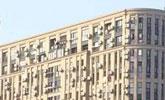 杭州一幢高楼外墙挂满200台空调 网友:逼死强迫症
