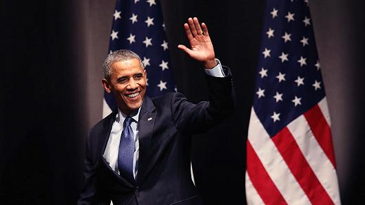 真总统要来了 Netflix与奥巴马磋商制作独家视频节目