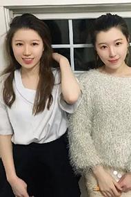 19岁双胞胎被牛津和剑桥录取